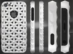 """Iphone 5, 5S """"Patterns"""" Cover Case 3d printed Accessories Cases"""