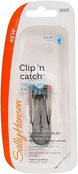 Sally Hansen Clip N' Catch Nail Clipper-Lip with Catcher Ulta.com - Cosmetics, Fragrance, Salon and Beauty Gifts