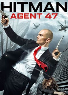 """Check out """"Hitman: Agent 47"""" on Netflix"""
