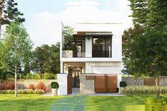 Biệt thự hiện đại bt01 là biệt thự phố 3 tầng 2 mặt tiền hiện đại pha chút cổ điển tạo nên nét độc đáo riêng cho ngôi nhà, với thiết kế phá cách và...
