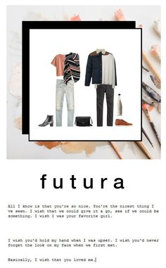 """""""FUTURA"""" by missmelodies ❤ liked on Polyvore featuring Balmain, Isabel Marant, Madewell, Kenzo, Bellfield, H&M, 6397, Fall, minimal and Minimalist"""