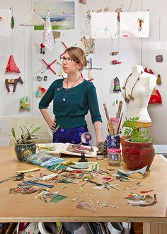 Studio Space - Hillery Rebeka Sproatt