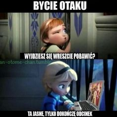 And Elsa is watching fairytail XD Fan Anime, Anime Meme, I Love Anime, Avatar Ang, Otaku Problems, Film Disney, Nyan Cat, Fairy Tail Guild, How To Train Your Dragon