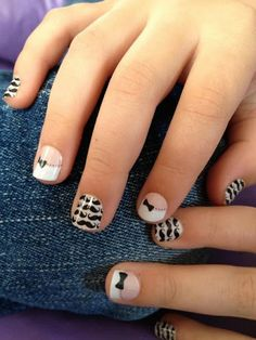 Cute Jamberry Juniosr for little girls and Jamberry Nail Wraps are non toxic and perfectly safe for little hands