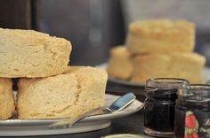 GF Southern-Style Buttermilk Biscuits