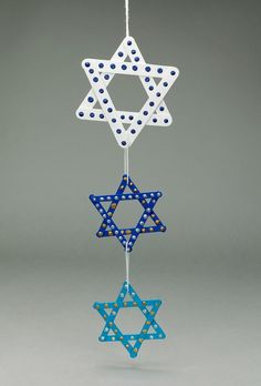 how to make a star of david with popsicle sticks