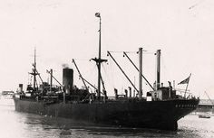 Cedarbank (British Motor merchant) - At 07.49 hours on 21 April 1940 the British merchant Cedarbank was torpedoed and sunk by German U-boat U-26 north-west of Bergen in position 62°49'N, 04°10'E. 30 - survivors were picked up by the British destroyer HMS Javelin (Cdr. A.F. Pugsley, RN) and landed at Aalesund, Norway. Bergen, North West, World War Ii, Sailing Ships, Norway, Respect, Battle, Father, Germany
