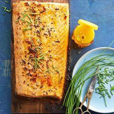 Tea-Marinated Salmon