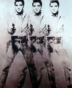 Elvis | Pop Art | Warhol