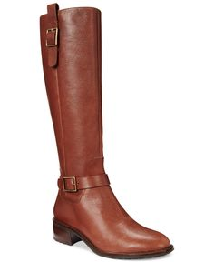 Cole Haan Kenmare Riding Boots - Boots - Shoes - Macy's