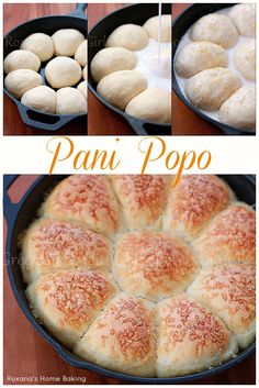 Homemade pani popo - sweet, soft buns bathed and baked in coconut milk. Memo to self: try with regular milk instead?