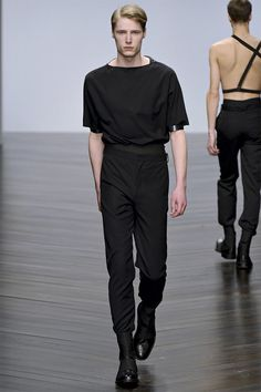 Fucking Young! » Central Saint Martins MA Fall/Winter 2013 – Hampus Berggren