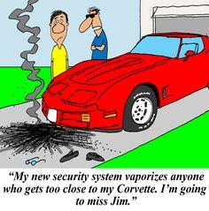 48 Corvette Cartoons Ideas Corvette Corvette History Vette