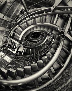 """The eye"" by Japanese photographer Shigehiro Ono"