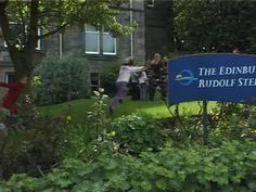 Edinburgh Rudolph Steiner School by Goat. A promotional video made for the Edinburgh Rudolph Steiner School  in Edinburgh, UK. It shows the school and explains some of the philosophies behind the educational approaches of Rudolf Steiner (also known as Waldorf) Schools. Directed and shot by Saskia Anley McCallum, helped by pupils, Edited by Simon Fildes.