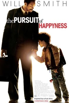 The Pursuit of Happyness 當幸福來敲門 海報  導演:Gabriele Muccino 編劇:Steve Conrad