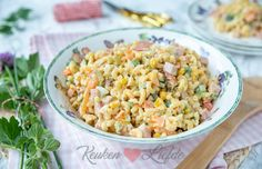 A Food, Food And Drink, Spatzle, Fried Rice, Pasta Recipes, Side Dishes, Bbq, Favorite Recipes, Dinner