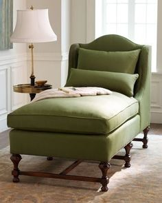 Old Hickory Tannery Kelley Chaise