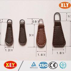 Tirador de la cremallera de la chaqueta de cuero con cremallera slider tirador de la cremallera de cuero de la pu-imagen-Deslizadores-Identificación del producto:60217898790-spanish.alibaba.com
