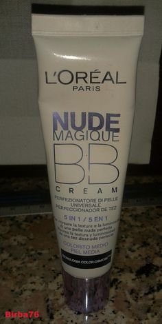 Nude Magique BB Cream L'Oreal Paris Review sul blog http://danyshobbies.blogspot.it/2013/10/review-nude-magique-bb-cream-loreal.html