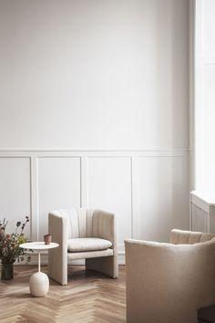 Three New Contemporary Favorite Scandi Lounge Chairs