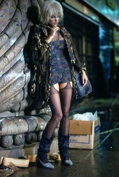 The Fashion of Blade Runner No. 2.