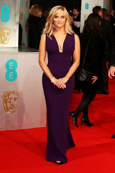 See the Looks from the 2015 BAFTAs Red Carpet - Reese Witherspoon from - Celebrity Style Week: Celebrity Style Fashion and Latest Trends Reese Witherspoon, Celebrity Red Carpet, Celebrity Style, Beautiful Dresses, Nice Dresses, Blake Lively, Red Carpet Gowns, Jessica Chastain, Dior