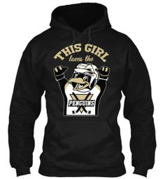 Limited Edition Penguins Hoodies!