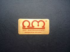 Sticker was developed by Japanese technology. Made of bioceramics and precious metals. In this combination it emits negatively charged ions that deal and significantly reduce SAR, on your mobile phone. Sticker glued to your mobile phone battery and works for years.