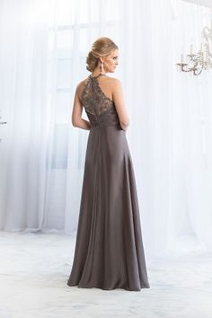 Here's the back. thoughts? Jasmine Bridal