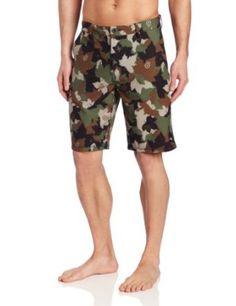 LRG Men's Core Collection Salmander Camo Short, Classic, 28 LRG. $56.00