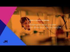 Trouver son directeur de recherche- Université de Montréal - Guide…
