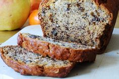 Moist banana bread with walnuts by JuliasAlbum.com, via Flickr