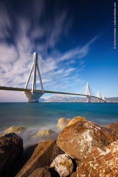 Rio Antirio Bridge by Stelios  Kritikakis on 500px