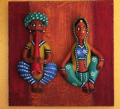 3D painting #terracotta #painting