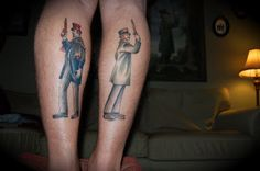 haunted mansion tattoo | If you have a great Haunted Mansion tattoo, please send me a picture ...