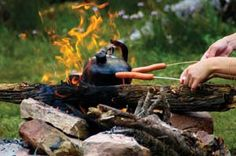 Great Grills  Firepits -- Creating your own old-fashioned in-the-ground firepit isn't that complicated.