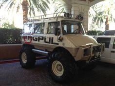 Magpul safari machine... as see at SHOT SHOW 2014...