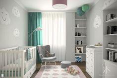 Mieszkanie na Woli - zdjęcie od KamińskaStańczak - Pokój dziecka - Styl Klasyczny - KamińskaStańczak