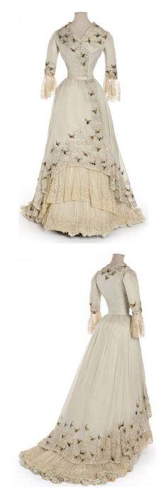 Evening dress Doucet, Paris, 1900-1905