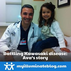 Ava is a bubbly, outgoing 5-year-old who makes a new friend everywhere she goes. However, a week after her fifth birthday, Ava became ill with what seemed like normal flu symptoms. As the symptoms got progressively worse, her family knew it was something more serious. Learn more about Ava and her battle with Kawasaki disease here.