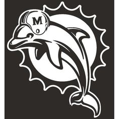 Miami Dolphins 8x8 Die Cut Window Decal by WinCraft. $4.25. 3m optically clear cast vinyl. Permanent adhesive. Offically licensed. 8 inches by 8 inches. 3 year outdoor rating. This is a special order item and takes longer to leave our warehouse, which is reflected in the estimate above Please Note: Background on these films are actually clear. Shown here in blue to better illustrate the image for the web. Licensed Die Cut decals are made of 3m optically clear cast viny...
