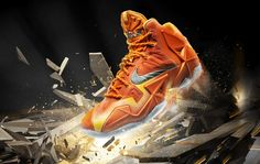 "Nike LeBron 11 (XI) ""Forging Iron"" 