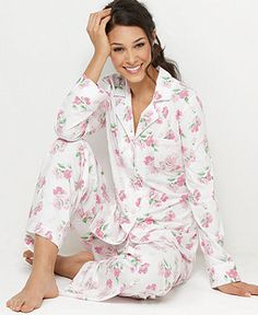 At some point in my life I decided I love old lady pajamas