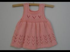 Baby Knitting Patterns, Baby Hats Knitting, Knitting For Kids, Crochet For Kids, Knitted Hats, Knit Baby Dress, Crochet Baby Shoes, Knit Crochet, Baby Frocks Designs