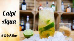 Caipi Aqua -  alkoholfreier Cocktail - Rezept - TrinkBar