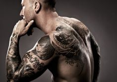man-with-grey-ink-sleeve-tattoo