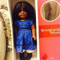 AMERICAN GIRL DOLL ADDY WALKER BEFOREVER  | eBay