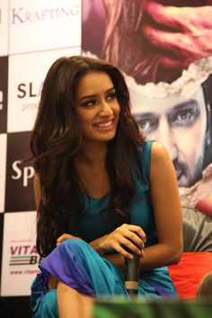 Shraddha Kapoor and Sidhart Malhotra visit Splash. #Splash #Fashion #SplashIndia #Bollywood #Promotion
