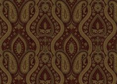 Monarch Garnet Fabric